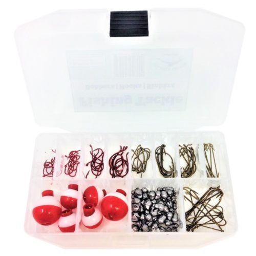Basic Fishing Tackle Kit 140 Pcs.