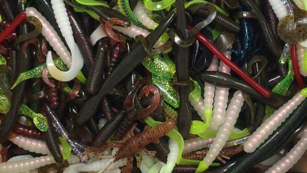 Soft Plastic Lure - How to Choose the Best Soft Bait