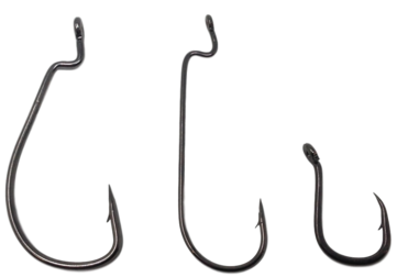 bass fishing hooks ewg worm hook tailored tackle
