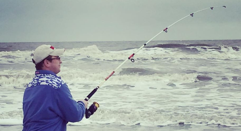 fishing rod action tailored tackle