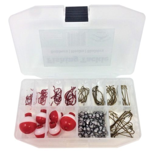 Fishing Tackle Kit 140 Pieces