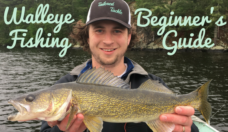 How to Fish for Walleye - Beginners Guide on How to Catch Walleye