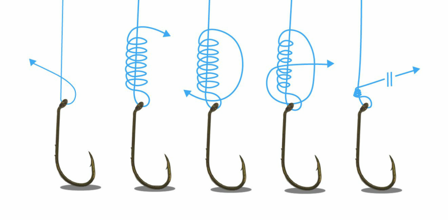 how-to-tie-fishing-know-improved-clinch-knot-tailored-tackle