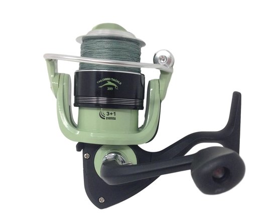 fishing reel sizes and features tailored tackle