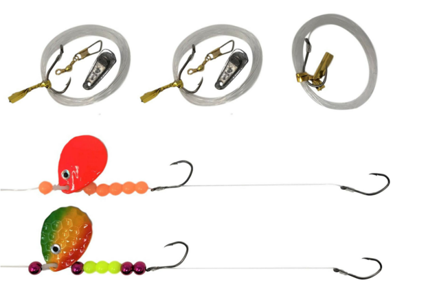 How to Catch Walleye on Spinners