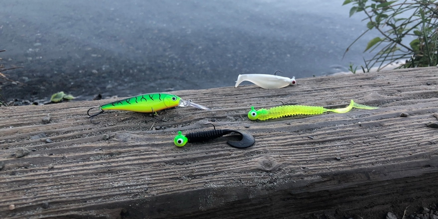 Learning How to Fish for Walleye Lures