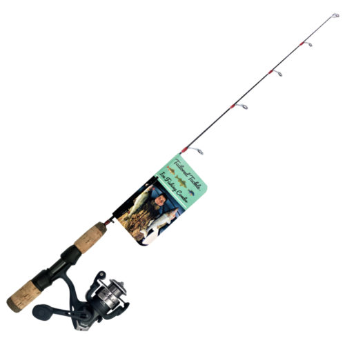 Ice Fishing Rod Reel Combo