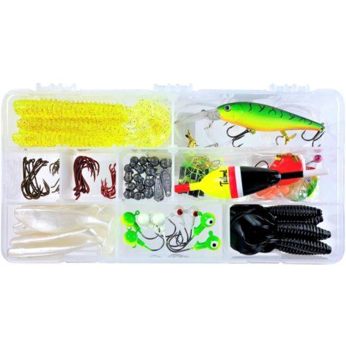 Walleye Fishing Tackle Kit