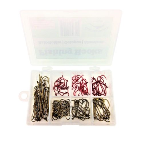 Fishing Hooks Kit 150 Count