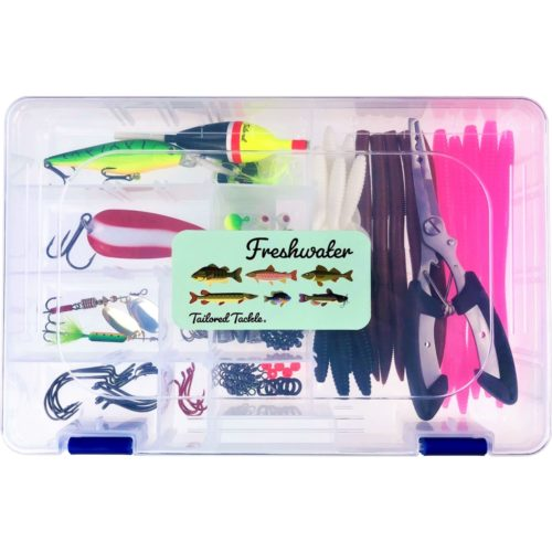 Fishing Kit Tackle Box Tailored Tackle