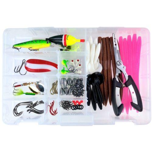 Freshwater Fishing Tackle Kit