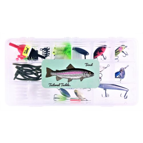 Trout Fishing Kit Lures Tailored Tackle