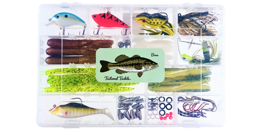 Tailored Tackle Bass Fishing Kit Recommendation