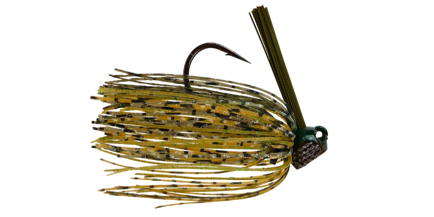 Skirted Weedless Jig