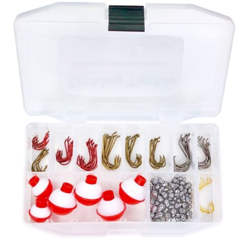 Fishing Kit Gear Tackle Box with Tackle Included Tailored Tackle