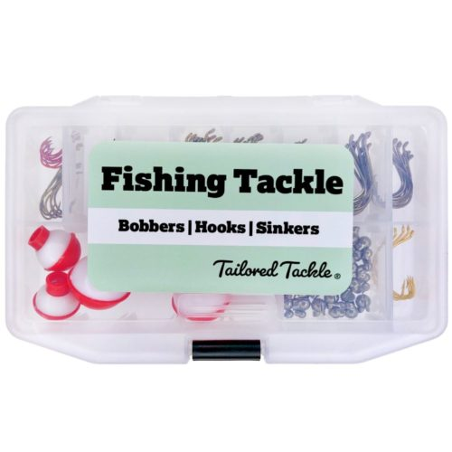 Basic Fishing Tackle Kit 147 Pcs.