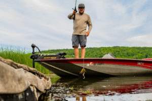 How to Jig for Bass Productive Jigging for Bass