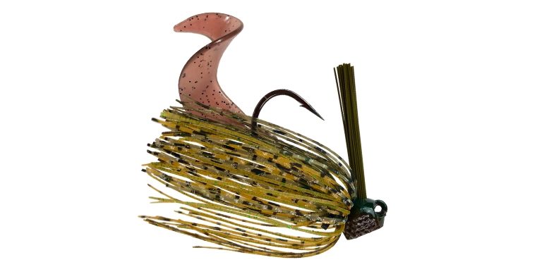 Weedless Skirt Jig Bass Fishing Kit Tailored Tackle 3