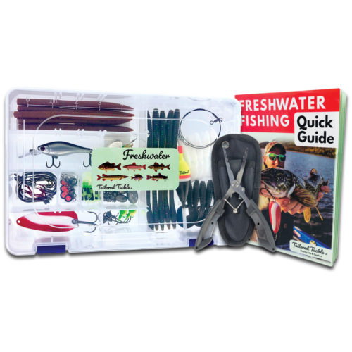 Fishing Kit Freshwater Tackle Box Tailored Tackle 2