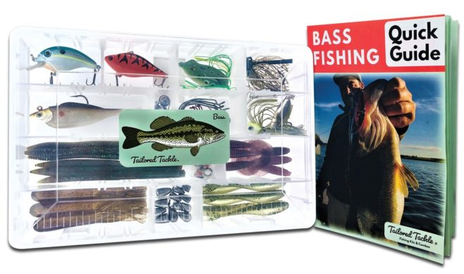 Tailored Tackle Bass Fishing Kit Home Page 1