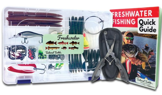 Tailored Tackle Freshwater Fishing Kit Home Page 2