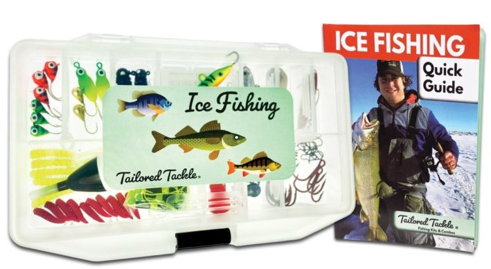 Tailored Tackle Ice Fishing Kit Home Page 2