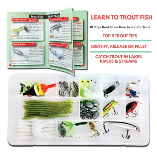 Trout Fishing Kit