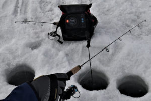 Ice Fishing with a Flasher How to Read an Ice Flasher Tailored Tackle