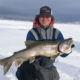 Ice Fishing with Tip Ups: How to Spread Out and Catch Trophies