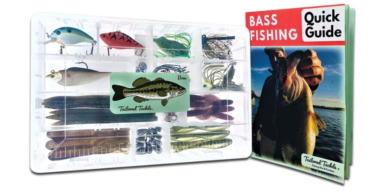 11 Best Bass Fishing Lures Tailored Tackle Bass Fishing Kit 3