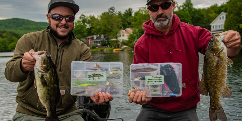 Best Bait Lures for Smallmouth Bass Tailored Tackle Bass Fishing Kit