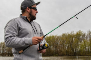 Drop Shot Fishing Rig for Bass Tailored Tackle 1