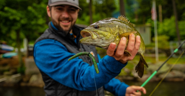 Smallmouth Bass Fishing for Beginners