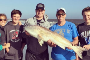 Redfish Fishing in the Surf for Beginners Tailored Tackle