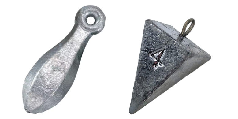 Drum Pyramid Sinker Bank Sinker 4 oz Tailored Tackle 15