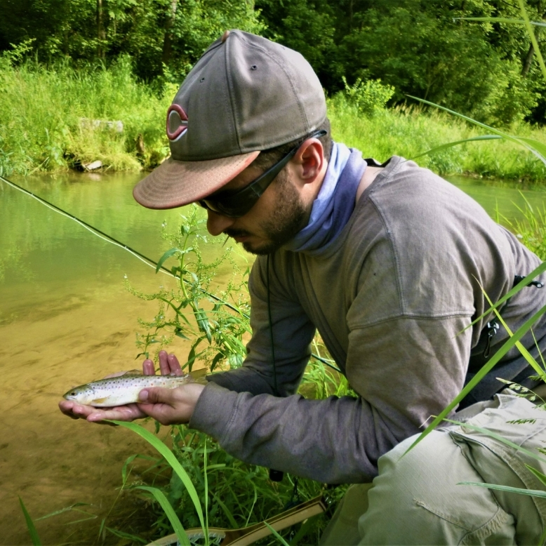 Brown Trout Fishing in Rivers Streams Tailored Tackle