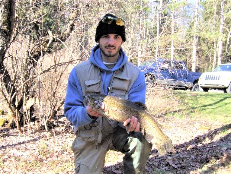 How to Fish for Rainbow Trout 101 Tailored Tackle